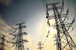Украина за 2015 год на 10,2% уменьшила производство электроэнергии