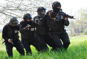 Николаевские эсбэушники будут трое суток учиться противодействовать террористам