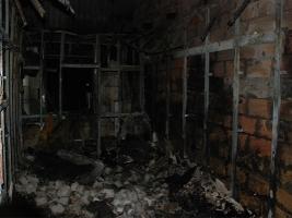 На одной из николаевских дач сгорела женщина
