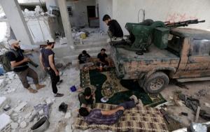 Сирийские повстанцы выдвинули ультиматум режиму Асада