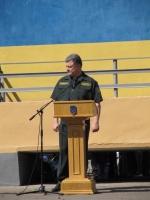 Петр Порошенко наградил николаевских десантников правительственными наградами