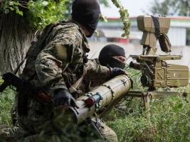 Боевики обстреляли позиции украинских военных из запрещенного оружия – штаб