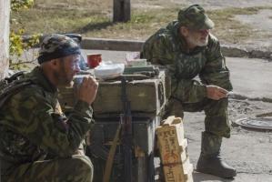 Боевики открыли огонь против российского спецназа, перепутав его с украинским