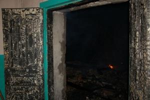 В Веселиновском район Николаевской области сгорел Дом культуры