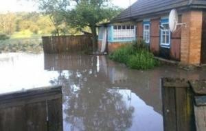В Полтавской области от урагана пострадали 15 сел
