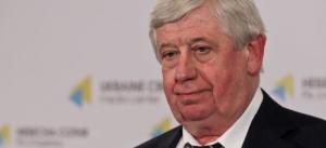 Генпрокурор Виктор Шокин может вернуться к работе на следующей неделе