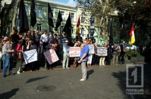 В Одессе инвесторы долгостроя «Альянс» боятся выходить на митинг