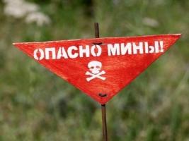 На Луганщине семеро российских военных подорвались на своем же минном поле - разведка