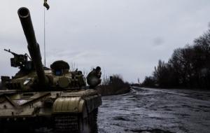 Боевики 8 раз обстреляли силы АТО под Мариуполем, - штаб обороны