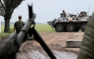 За сутки в зоне АТО погибло наибольшее количество украинских военных с начала года - Турчинов