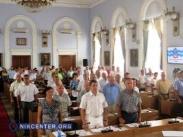 Николаевские депутаты разрешили ЖКП «Пивдень» взять в кредит 1 млн. грн.