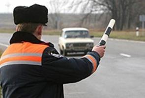 В Николаеве задержали пьяного водителя, который находился в уголовном розыске