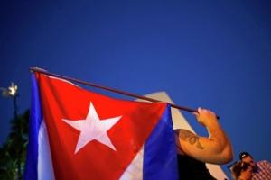 Кубинцы протестуют против восстановления американо-кубинских отношений
