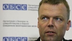 Замглавы миссии ОБСЕ решил направиться в Донецк
