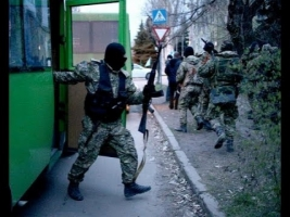 Террористы начали в открытую грабить гражданских лиц