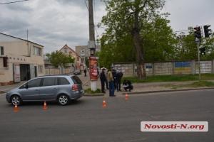 В Николаеве на Херсонском шоссе машина сбила 13-летнего подростка