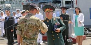 Полторак наградил участников военных учений