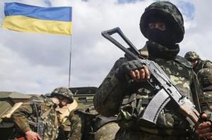 За сутки в зоне АТО погиб военный, 7 получили ранения - штаб