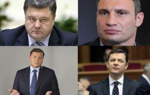 Как ругаются украинские политики. Не Дещицей единым...