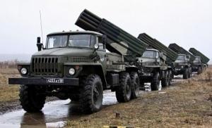 ВСУ получат 170 единиц техники, среди которой танки и «Грады»