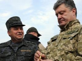 Порошенко предложит на должность министра обороны командующего Нацгвардией Степана Полторака