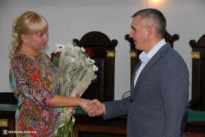 Мэр Николаева поздравил юристов с профессиональным праздником