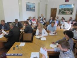 В николаевской мэрии назвали победителей конкурса по пассажирским перевозкам