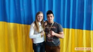 Спортсменка из Николаева установила мировой рекорд по пауэрлифтингу
