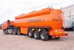 В Николаеве ГАИ усилит контроль за перевозкой опасных грузов