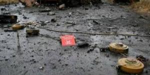 В зоне АТО на растяжке подорвались двое военнослужащих