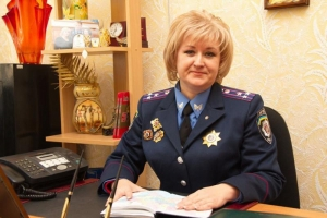 Пресс-секретарь УМВД в Херсонской области прокомментировала обвинения в травле активистов Евромайдана