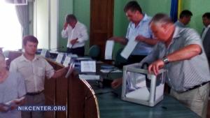 Херсонские депутаты-мятежники отправили в отставку главу облсовета