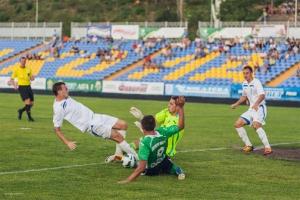 МФК «Николаев» переиграл армянский «Титан»