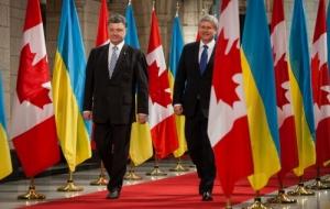 Канада передала Украине военную помощь
