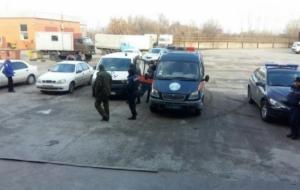 В Днепропетровске произошел взрыв в отделении «Новой почты». Погиб человек