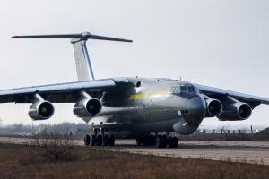 Николаевский авиазавод НАРП из-за отсутствия финансирования больше двух лет ремонтировал Ил-76МД для ВВС Украины