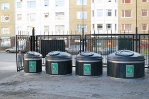В Одессе появятся подземные мусорные контейнеры