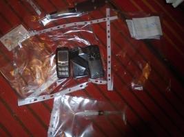 В домах ранее судимых николаевцев правоохранители обнаружили наркотики