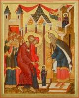 Сегодня православные христиане празднуют Введение во храм Пресвятой Богородицы