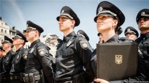 В Одессе приняла присягу новая патрульная полиция