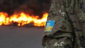 На границе с Россией был смертельно ранен боец ВСУ