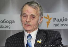 Лидер крымских татар бросил Тимошенко и намерен присоединиться на выборах к команде Порошенко