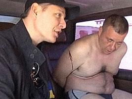 Как Ляшко допрашивал раздетого «министра обороны Донецкой республики»