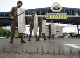 Украина начинает строить оборонительную стену на границе с Россией