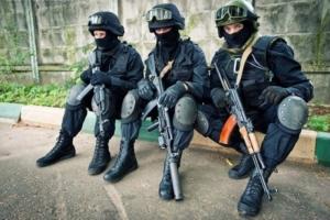 В Киеве задержаны российские диверсанты. Среди бойцов «Альфы» есть раненые и погибший
