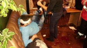 В центре Киева в ресторане устроили перестрелку, есть раненые