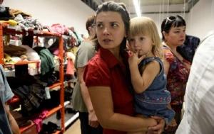 ГосЧС обнародовала новые данные по вынужденным переселенцам