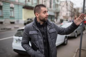 Давид Арахамия заявил, что украинские военные не должны зацикливаться на донецком аэропорте