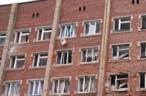 Боевики из минометов обстреляли жилой квартал в Счастье