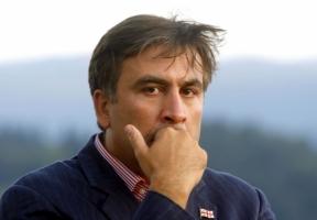 Саакашвили оштрафовали за отказ выслушать жителя Одесской области
